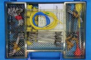 Gemini system 100 and sinker moulds and accessories. P&P Group 2 (£18+VAT for the first lot and £3+