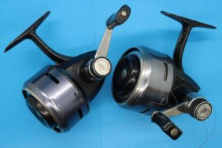 Two ABU 506 closed face fishing reels. P&P Group 2 (£18+VAT for the first lot and £3+VAT for