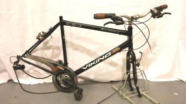 Viking Ambleside 23 inch bike, frame only. Not available for in-house P&P, contact Paul O'Hea at