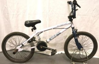 X Rated furnace BMX bike with stunt pegs. Not available for in-house P&P, contact Paul O'Hea at