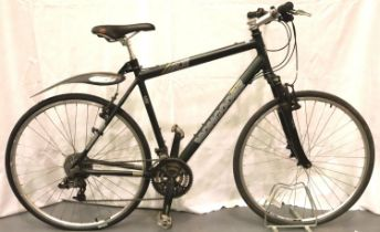 Gents Crossway Mongoose bike 22 inch, frame, 24 gears. Not available for in-house P&P, contact