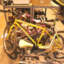 Collection of bikes on behalf of Age UK.Not available for in-house P&P, contact Paul O'Hea at
