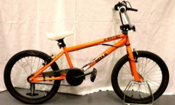 Boys Dekka BMX bike and a Furnace Series 20 BMX bike. Not available for in-house P&P, contact Paul