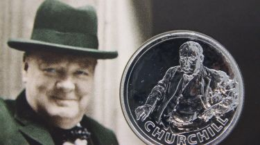 2015 Winston Churchill uncirculated 999 fine silver £20. P&P Group 1 (£14+VAT for the first lot
