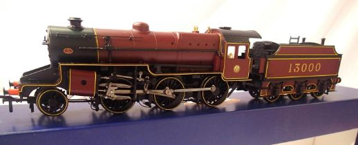 Bachmann 32-181 Crab, LMS 13000, Crimson Lake, in very near mint condition, boxed. P&P Group 1 (£