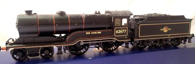 Bachmann 31-1360C, Class D11 Edie Ochiltree, 62677, BR Black, Late Crest, DCC fitted no. 7, no