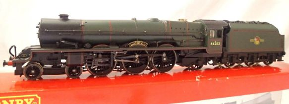 Hornby R2226, Princess class 46203, Princess Margaret Rose, BR Green, Late Crest, DCC fitted no.