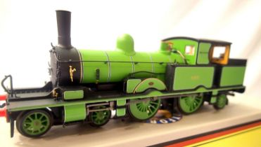 Oxford rail OR76/AR003 Adams Radial 488, Green, in very near mint condition, boxed. P&P Group 1 (£