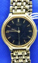 Seiko; gents vintage wristwatch, working at lotting. P&P Group 1 (£14+VAT for the first lot and £1+