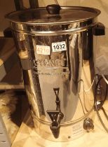 Cygnet metric water boiler. Not available for in-house P&P, contact Paul O'Hea at Mailboxes on 01925