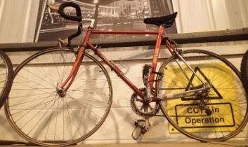 """24"""" mens 12 geared Riva racing bike. Not available for in-house P&P, contact Paul O'Hea at Mailboxes"""