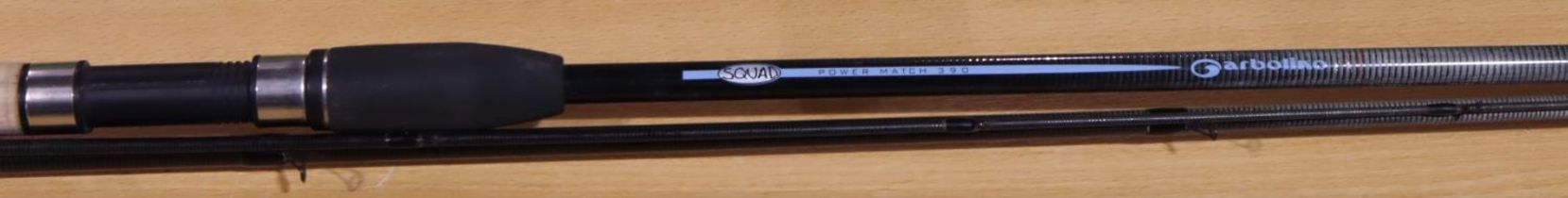 Garbolino Power Match rod, as new. P&P Group 3 (£25+VAT for the first lot and £5+VAT for
