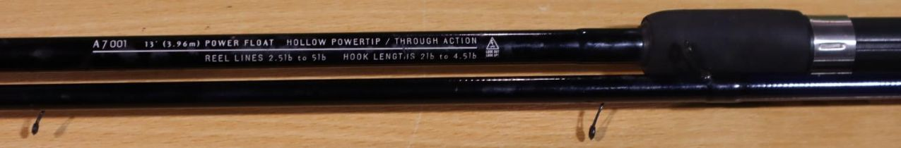 Power Float Hollow 13ft power tip. P&P Group 3 (£25+VAT for the first lot and £5+VAT for