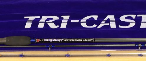 Tricast Trilogy 12ft feeder rod, as new. P&P Group 3 (£25+VAT for the first lot and £5+VAT for