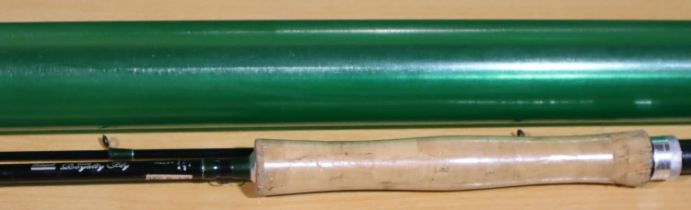 Royalty fly rod, as new. P&P Group 3 (£25+VAT for the first lot and £5+VAT for subsequent lots)