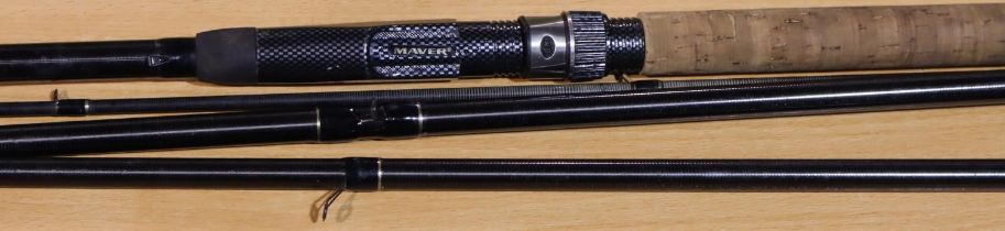 Maver Nebula 15ft float rod. P&P Group 3 (£25+VAT for the first lot and £5+VAT for subsequent lots)