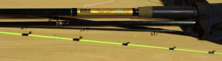 Rhino 360 tip rod. P&P Group 3 (£25+VAT for the first lot and £5+VAT for subsequent lots)