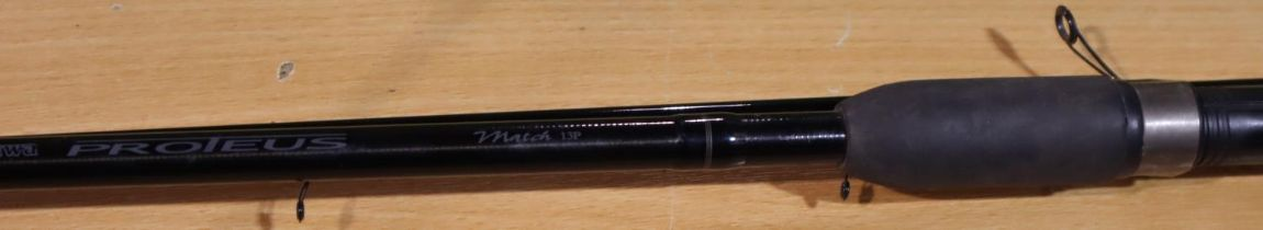 Daiwa Proteus 12ft match rod. P&P Group 3 (£25+VAT for the first lot and £5+VAT for subsequent lots)
