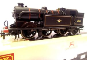 Hornby R3188, Class N2, BR Black 69543, Late Crest, no detail pack, in excellent condition, boxed.