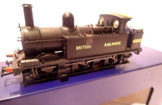 Bachmann 31-434, Class 1F, 41803, British Railways, Black, detailed and weathered, in very good