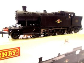 Hornby R3128, Class 72XX, 7229, BR Black, Late Crest, detail fitted, no paperwork, in excellent