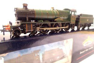 Bachmann 31-300 Manor Class, 7816 Frilsham Manor, BR Green, Late Crest, Brunswick Railways