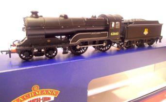 Bachmann 31-146, Class D11, Prince Albert, 62663, BR Black, Early Crest, in very near mint
