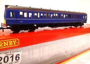 Hornby R2769 Class 121 driving motor brake, 121020 Chiltern Railways Blue Livery. P&P Group 1 (£14+