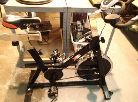 Good quality X sport exercise bike. Not available for in-house P&P, contact Paul O'Hea at