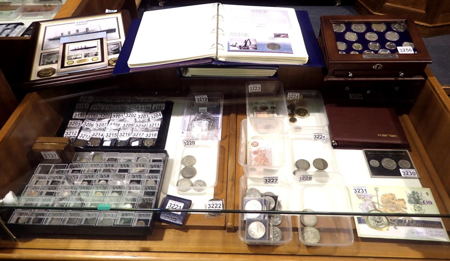 2pm START -  The Coin, Banknotes & Bullion Sale