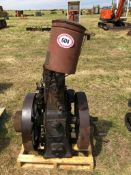 R.A LISTER AND CO STATIONARY ENGINE