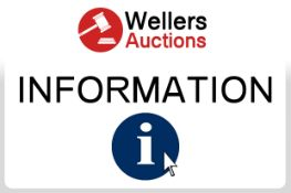 THE FOLLOWING LOTS WILL BE BROADCAST FOR ONLINE BIDDING AT 12:30 - IMAGES WILL BE CONTINUALLY