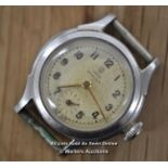 LADIES TUDOR ROLEX 920, CIRCA 1940'S, MANUAL WIND,AGED OFF WHITE COLOURED DIAL WITH ARABIC