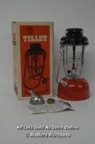 *BOXED TILLEY X246B LAMP PARAFFIN KEROSENE OIL VINTAGE TILLY LANTERN [LQD214]
