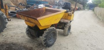 VOLVO 750 HIGH TIP DUMPER