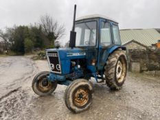 FORD 4600 TRACTOR