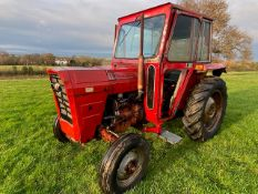 IMT 550 TRACTOR