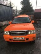FORD RANGE PICK UP