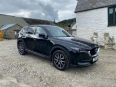 MAZDA CX- 5 2.2d CAR, 43,000 MILES (APPROX)