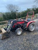 JINMA 254 4WD TRACTOR