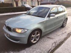 BMW 116SE 1.6CC PETROL CAR: MOT 24/10/2