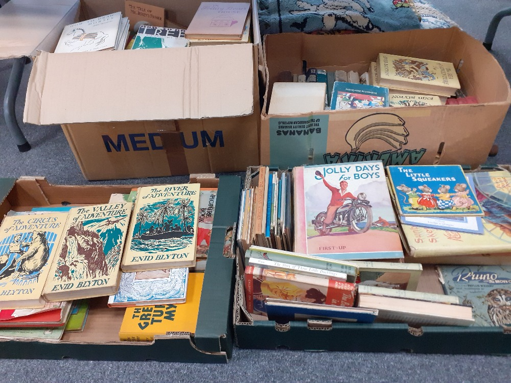 QUANTITY OF 1950s CHILDRENS BOOKS