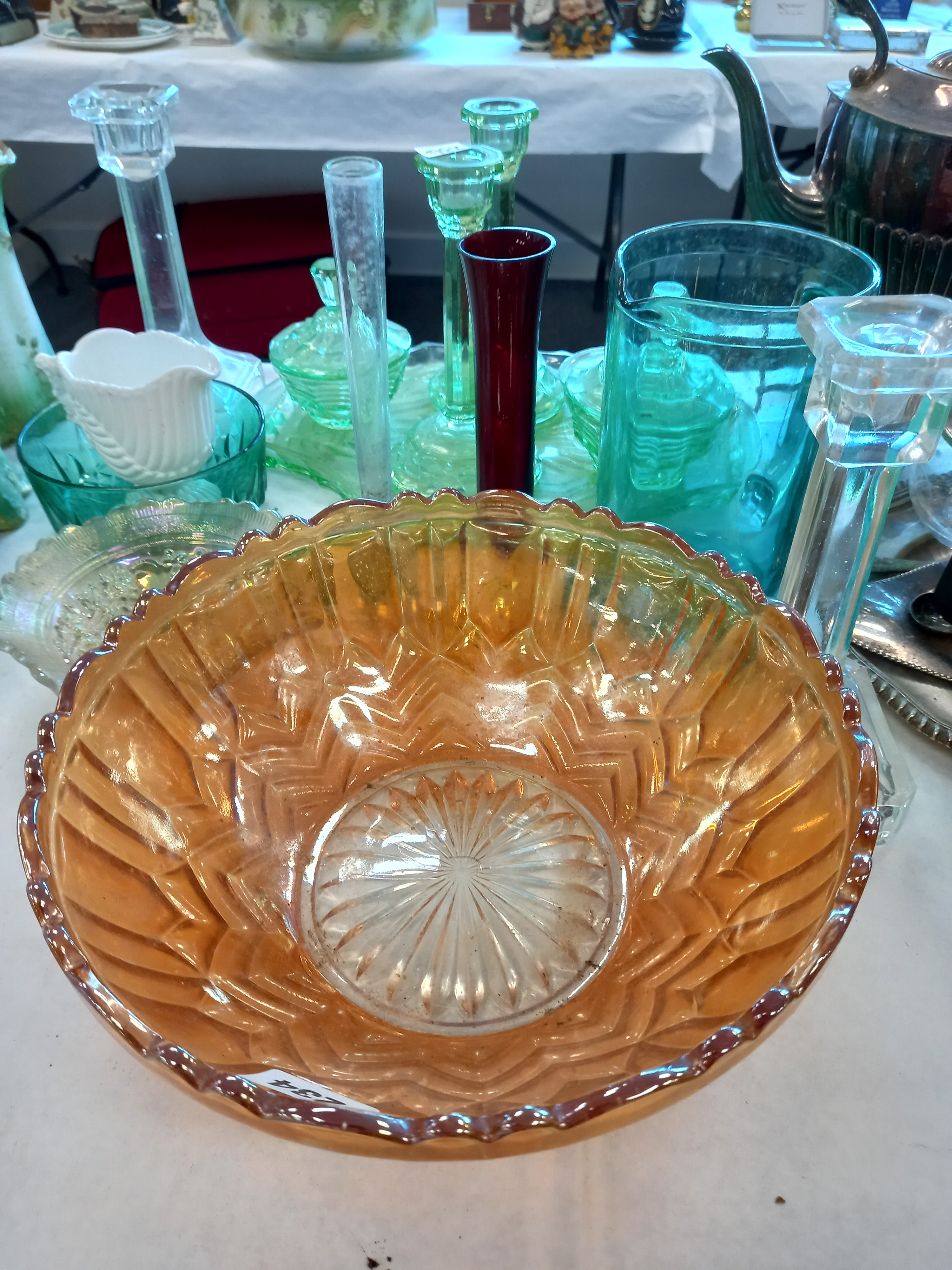 COLLECTION OF GLASSWARE INC CARNIVAL