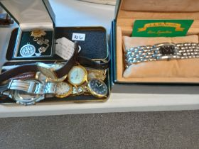 QUANTITY OF WATCHES