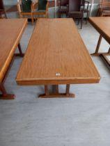 "A Modern Side table 72"" x 29"" x29"" high"