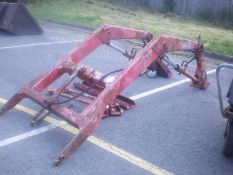 FRONT END LOADER TO FIT 2WD TRACTOR