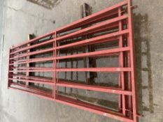 X2 11FT GATES