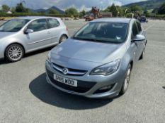 VAUXHALL ASTRA 1.6 SRI 5 DOOR PETROL CAR