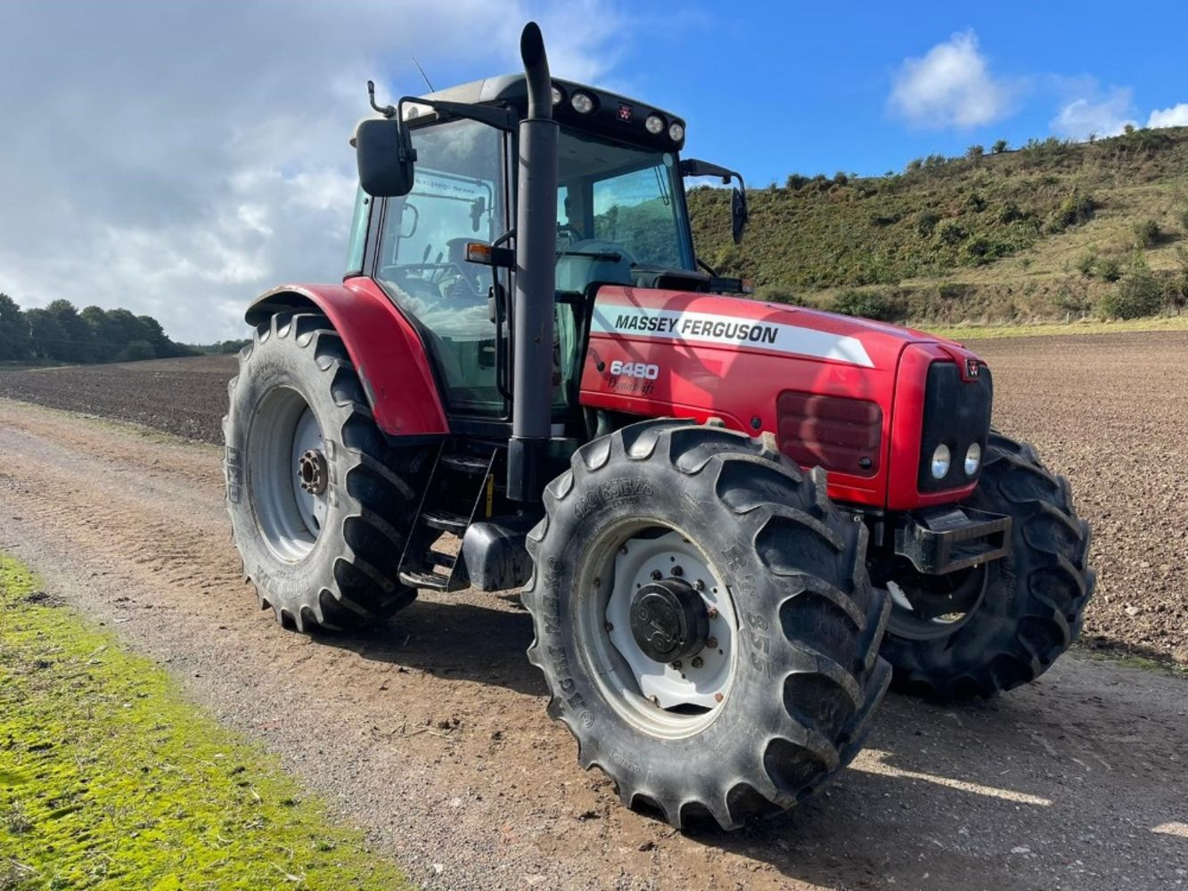 COLLECTIVE MACHINERY, PLANT, FODDER & VEHICLE SALE