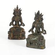 Paar Buddhas